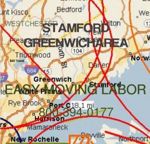 Stamford moving labor