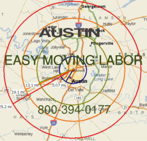 Hire local pro Austin moving help.