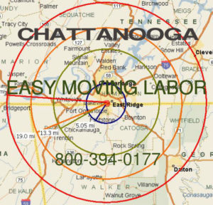 Get local pro Chattanooga moving help.