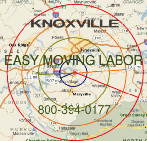 Get local pro Knoxville moving help.