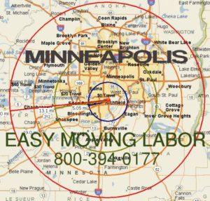 Local pro moving labor in Minneapolis