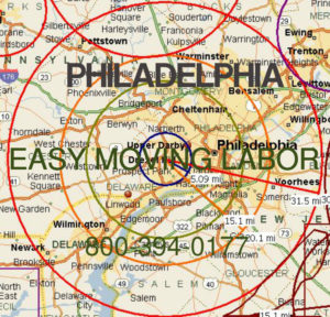 Hire local pro Philly moving help.