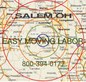 Get local pro Salem moving help