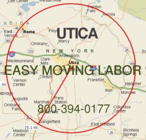 Hire pro moving help in Utica
