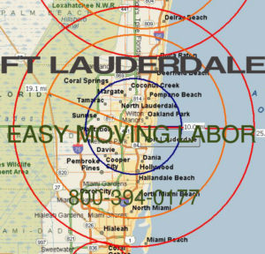 Hire pro Hollywood moving help to load and unload for your move.